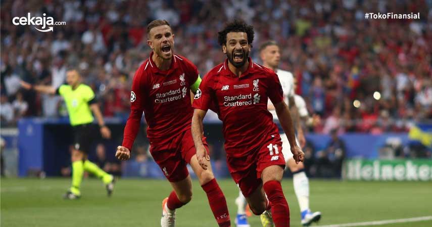 Fakta Menarik Jelang Laga Liverpool VS Manchester United
