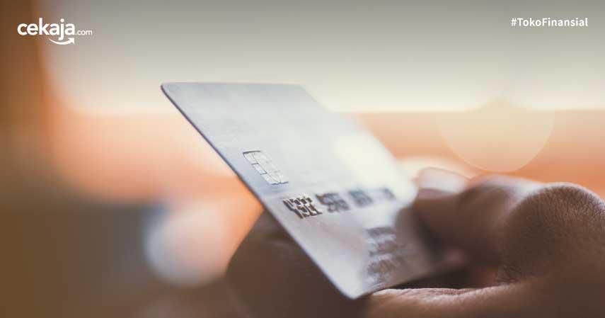 Keamanan Gesek Tunai pada Kartu Kredit