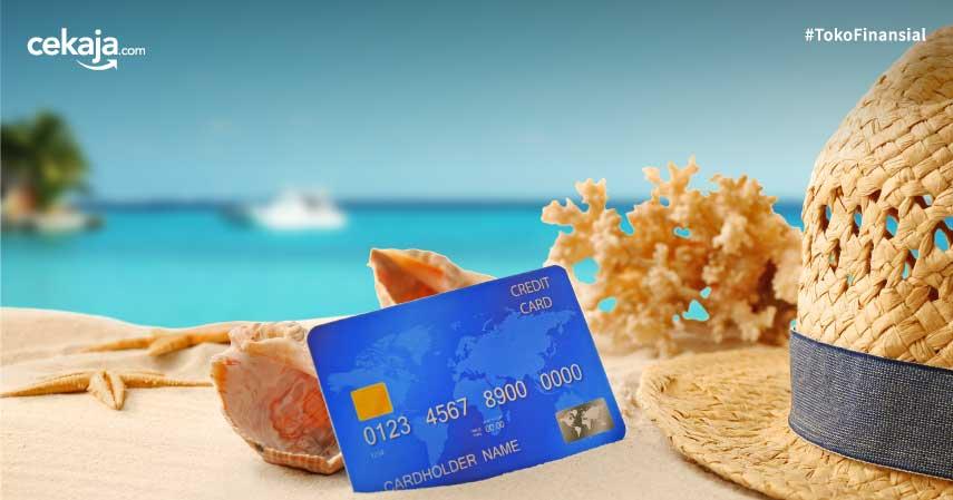 kartu kredit untuk travelling