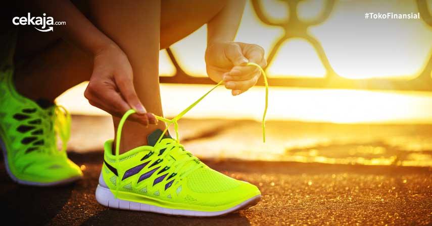 Cara Memilih Sepatu Lari yang Tepat dan Rekomendasinya 2020