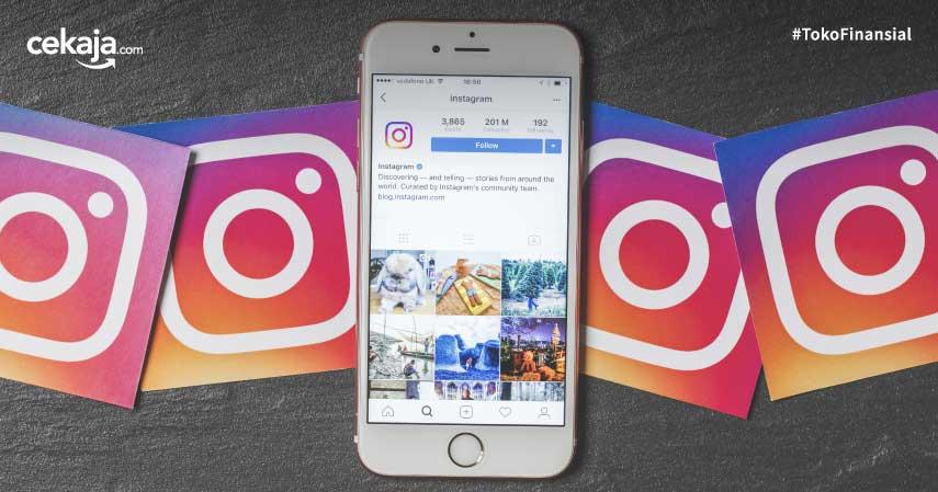 Mantap, Pendapatan Iklan Instagram Tembus Rp273,12 Triliun!