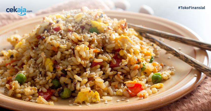 Ini Dia Cara Membuat Nasi Goreng Beserta Bumbu Lengkapnya!