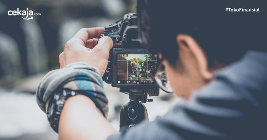 8 Tips Fotografi untuk Pemula Layaknya Profesional