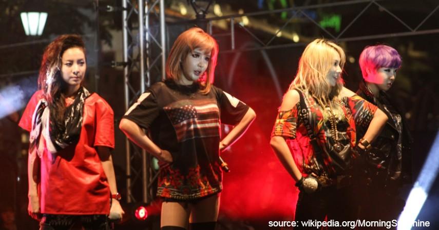 2NE1 - Ini Dia Bocoran Harga Tiket Konser Artis Kpop Yang Pernah ke Indonesia