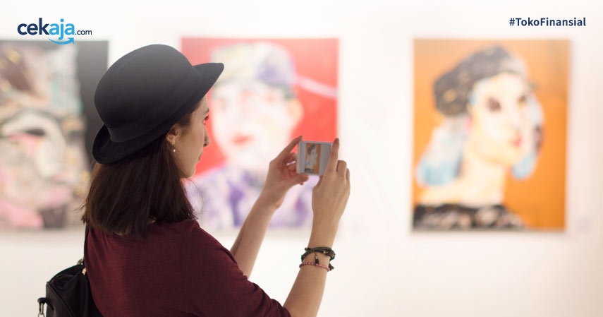 Museum Hits Jakarta dan Galeri Seni Instagramable