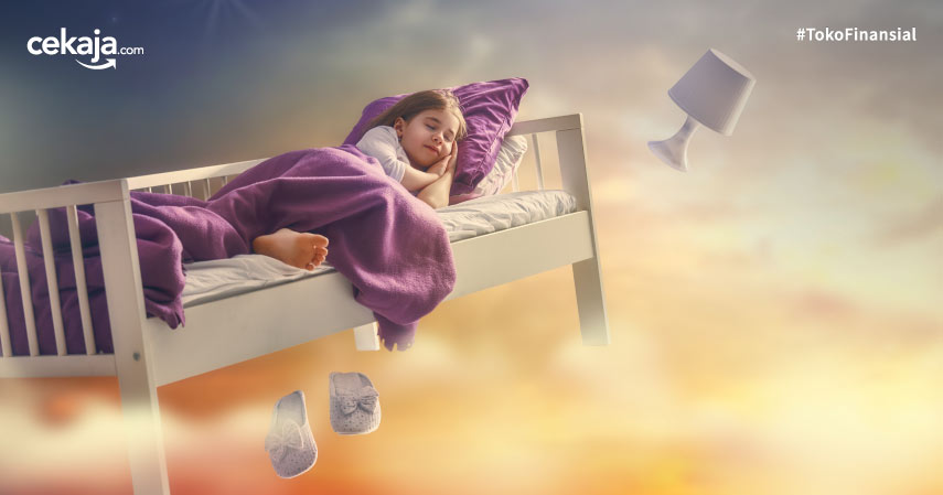 15 Arti Mimpi yang Sering Dialami Mulai dari Bertemu Ular, Seks, Hingga Gigi Copot