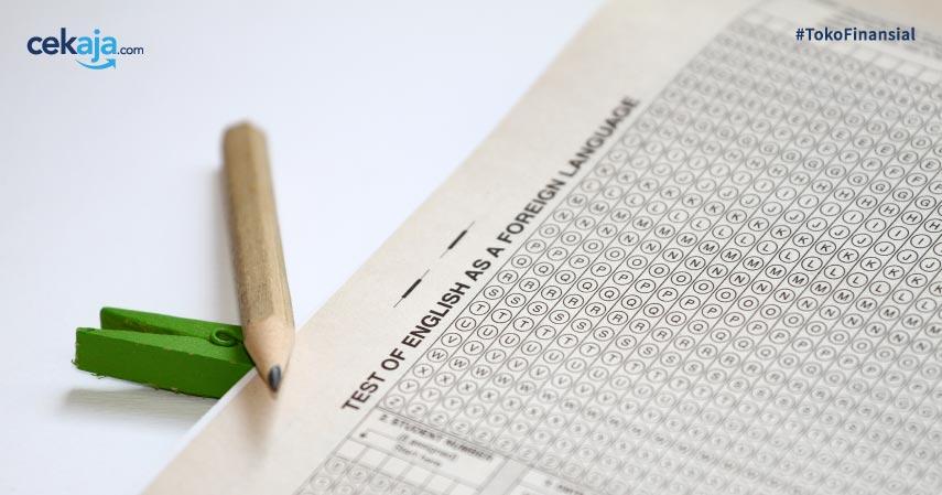Cara Dapat Score TOEFL Tinggi Secara Otodidak Tanpa Les