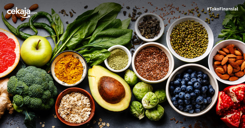 sayur dengan rasa pahit yang menyehatkan