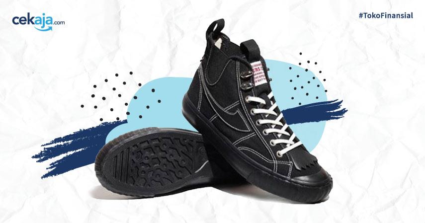 Mengenal Compass, Brand Sneakers Lokal yang Jadi Rebutan