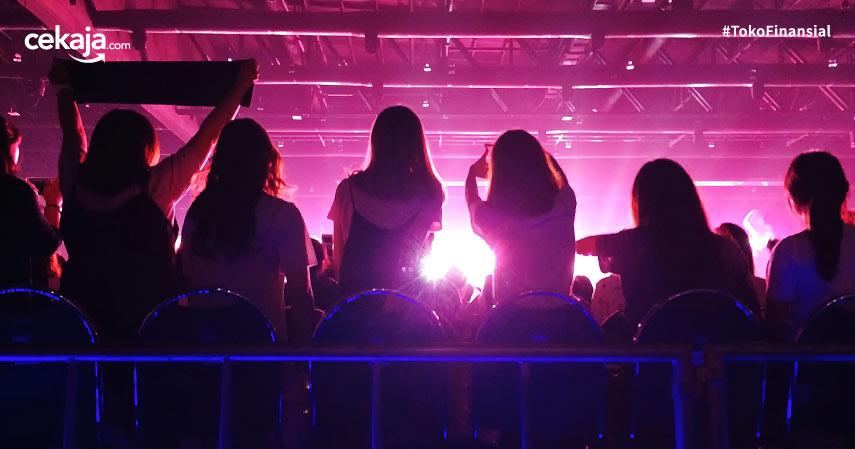 Harga Tiket Konser Artis K-Pop