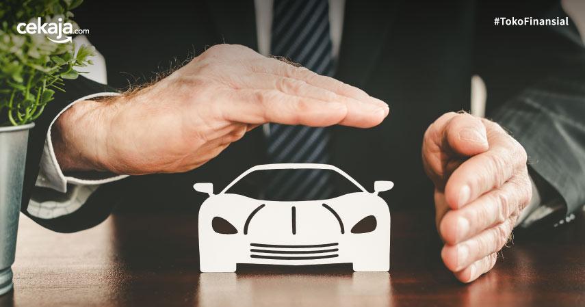 Asuransi Kendaraan AXA Mandiri