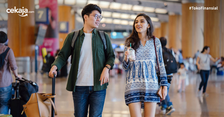 Fasilitas Bandara Changi Singapura yang Bikin Mager Balik ke Indonesia