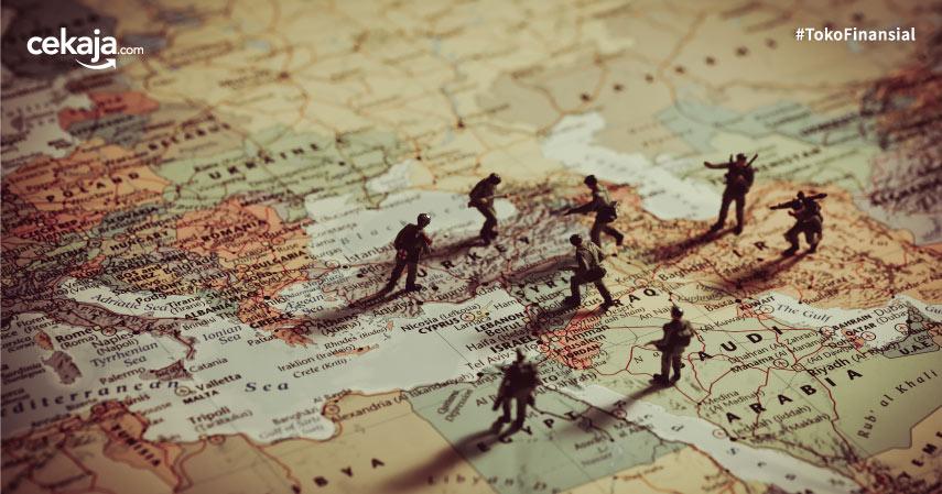 Tensi Timur Tengah dan Natuna Memanas, Asuransi Cover Risiko Perang Gak Ya?