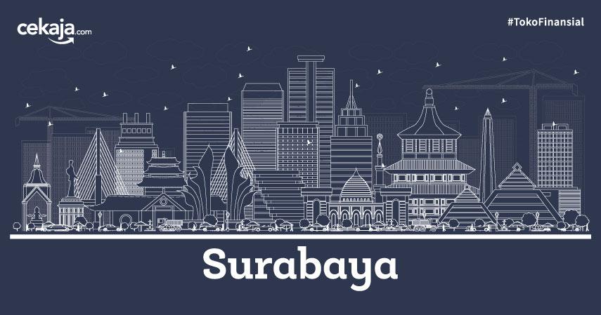Tujuan Wisata Favorit Dan Gratis Di Surabaya Yang Wajib Kamu Kunjungi