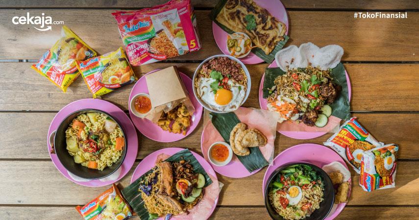 5 Makanan Pedas Ngehits yang Wajib Dicoba