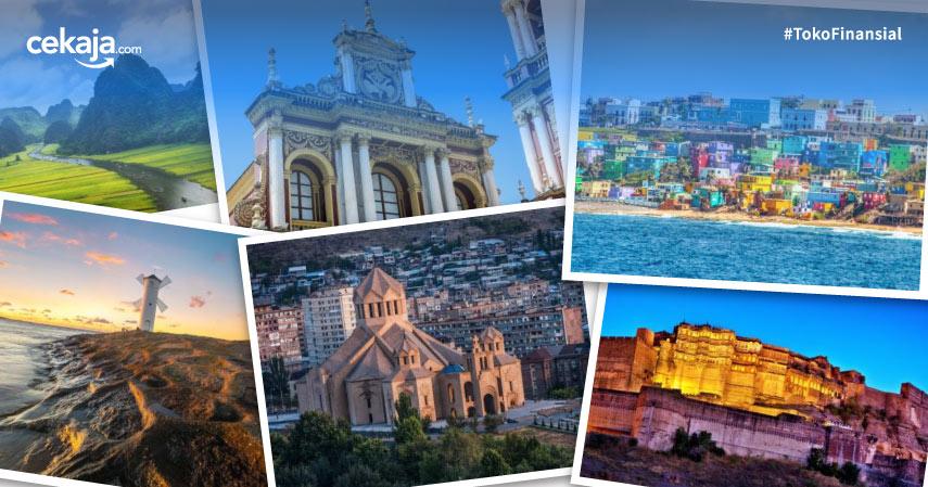 destinasi wisata favorit 2020