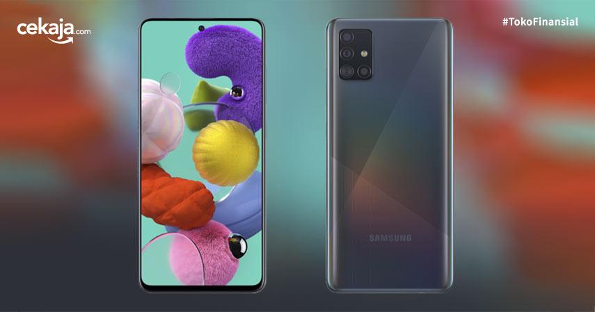 Samsung A51, Pemuas Hasrat Vloger dan Gamer Indonesia