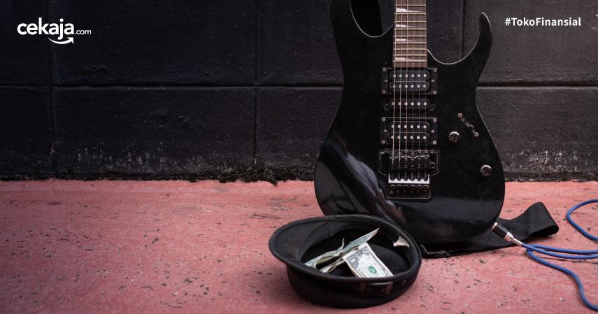 Pendapatan Musisi dari Aplikasi Musik, Apakah Sebanyak Album Fisik?