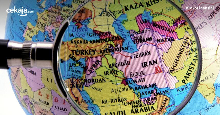 negara islam terkaya di dunia