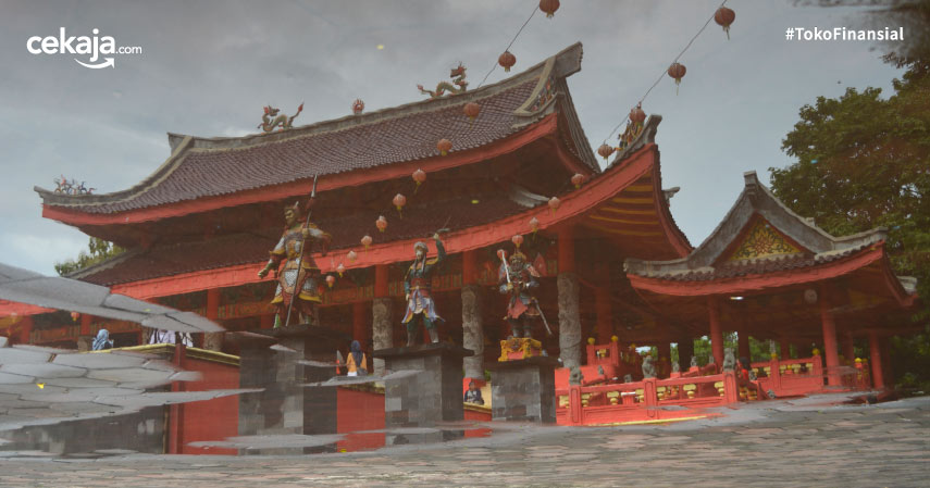 15 Klenteng Tertua di Indonesia, Tertarik Berkunjung?