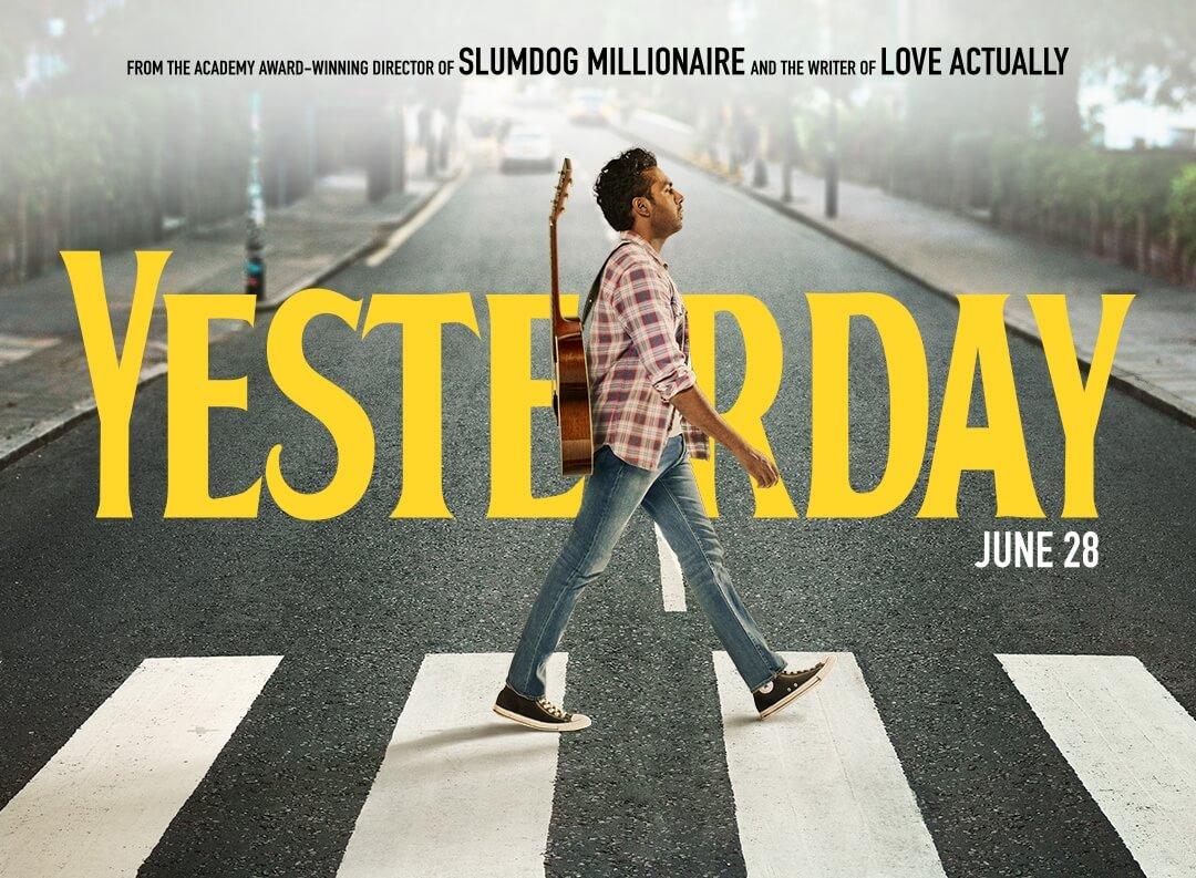 Yesterday - Netflix Dirangkul Mas Nadiem, Nonton Lagi Film Romantis Terbaik 2019 Yuk