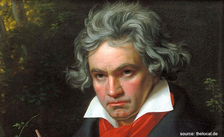 Ludwig van Beethoven - Kebiasaan Unik Musisi Dunia, Pura-Pura Jadi Kucing Hingga Sikat Gigi Sebelum Naik Panggung.jpg