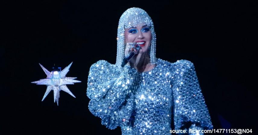 Katy Perry - 36 Juta Subscriber (103 video) - Musisi Dengan Subscriber Youtube Terbanyak di Dunia, Ada Idolamu
