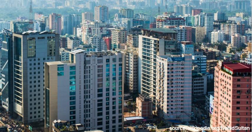 Dhaka - Bangladesh - Deretan Kota Terkotor di Dunia, Yakin Mau Singgah ke Sana