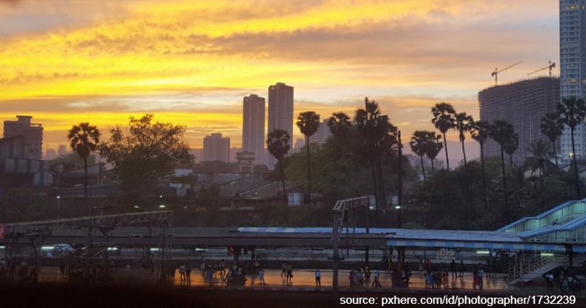 Mumbai - India - Deretan Kota Terkotor di Dunia, Yakin Mau Singgah ke Sana