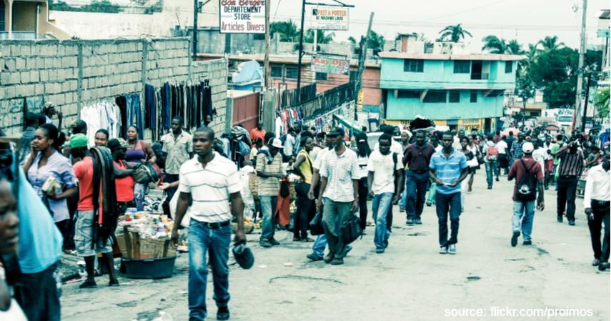 Port Au Prince - Haiti - Deretan Kota Terkotor di Dunia, Yakin Mau Singgah ke Sana