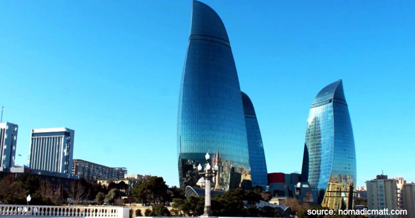 Baku - Republik Azerbaijan - Deretan Kota Terkotor di Dunia, Yakin Mau Singgah ke Sana