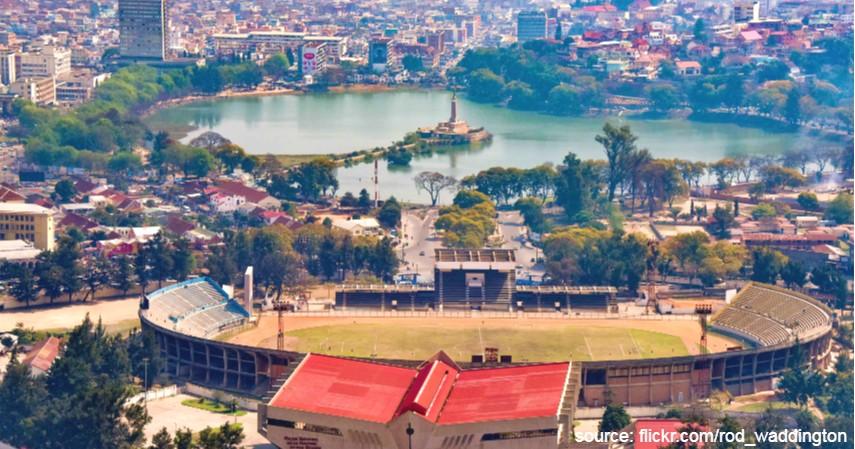 Antananarivo - Madagascar - Deretan Kota Terkotor di Dunia, Yakin Mau Singgah ke Sana