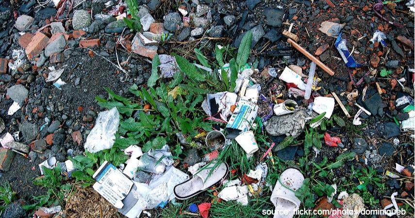 China - Biang Kerok Banjir, Ini 5 Negara Penghasil Sampah Plastik Terbanyak di Dunia