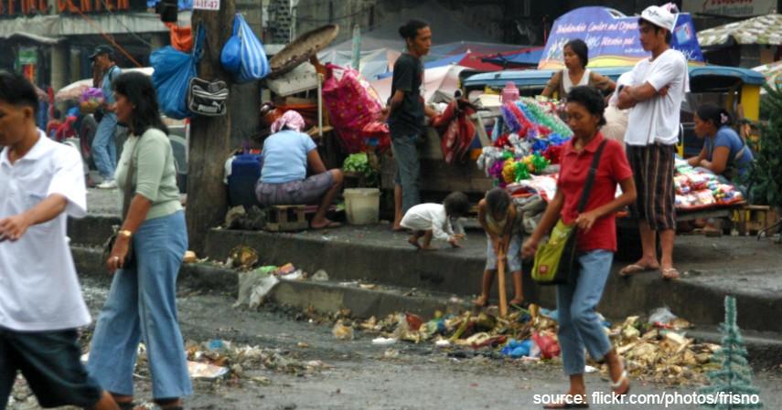 Filipina - Biang Kerok Banjir, Ini 5 Negara Penghasil Sampah Plastik Terbanyak di Dunia