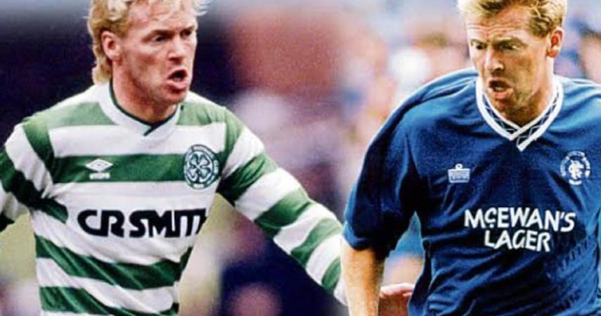 Mo Johnston - Celtic Nantes ke Rangers, 1989 - Inilah Daftar Transfer Pemain Bola Paling Kontroversial