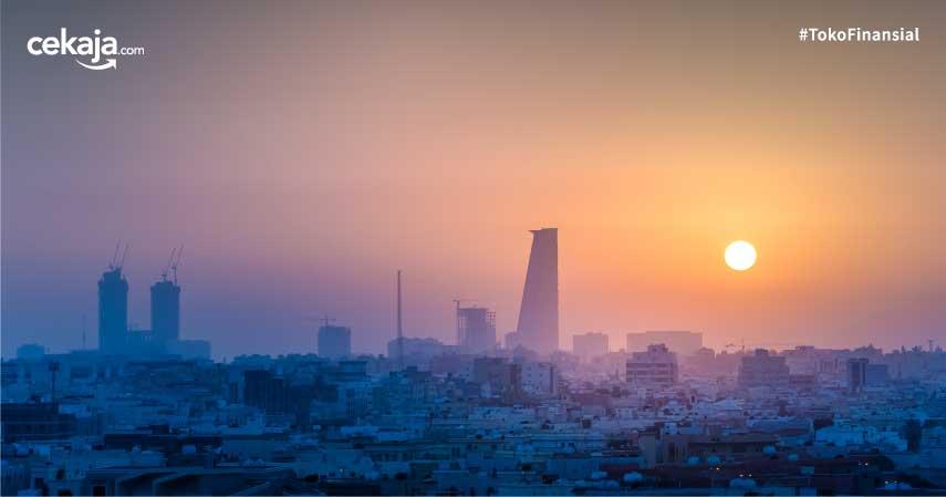 Perbandingan Ketinggian Jeddah Tower
