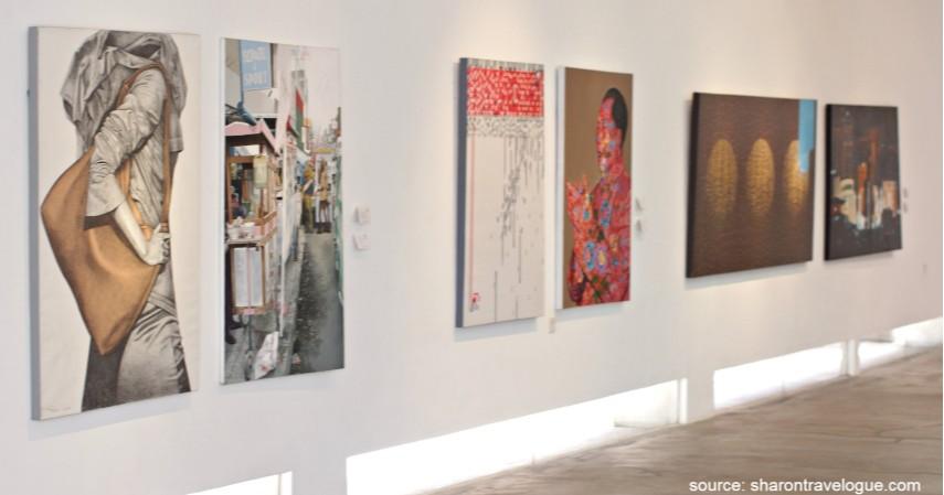 ART 1 New Museum - 9 Museum Hits Jakarta dan Galeri Seni Instagramable Kekinian