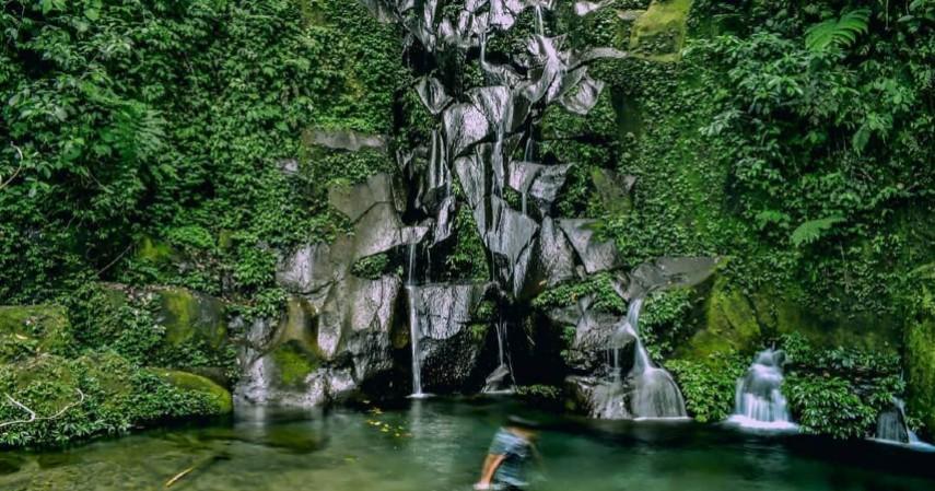 Air Terjun Siluman - 5 Destinasi Wisata Menarik di Binjai Sisi Lain Sumatera Utara