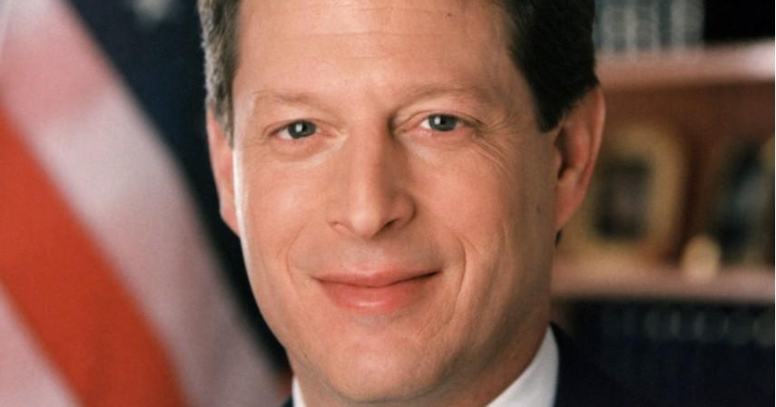 Al Gore (1948) - Daftar Tokoh Pejuang Lingkungan Hidup Di Seluruh Dunia