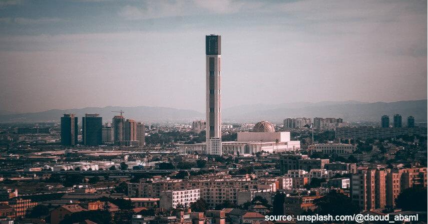 Aljazair - 10 Negara Terkaya di Benua Afrika 2020 dengan SDA Berlimpah