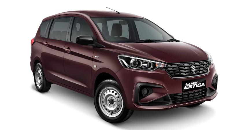 All New Suzuki Ertiga - Rp 193 Jutaan - Yuk Intip Daftar Mobil di Bawah 200 Juta Paling Laris