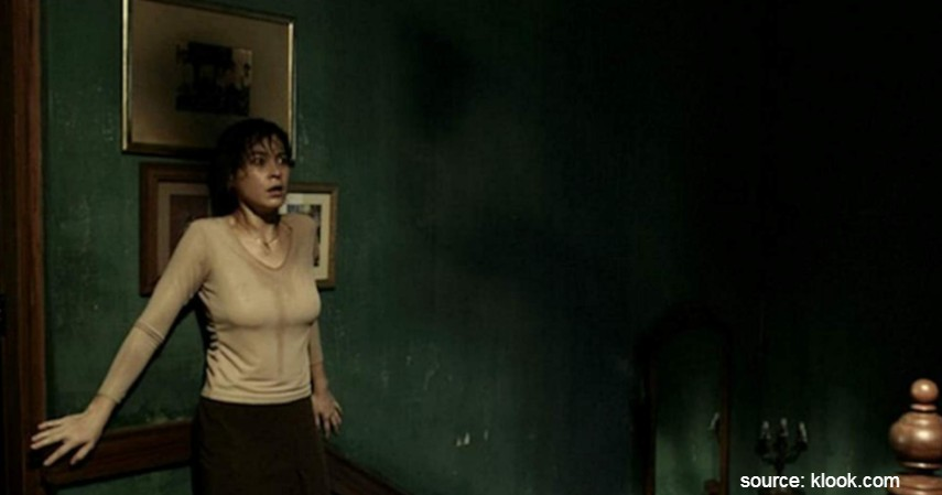 Alone - Ini Dia 10 Film Horror Thailand Paling Seram Sepanjang Masa