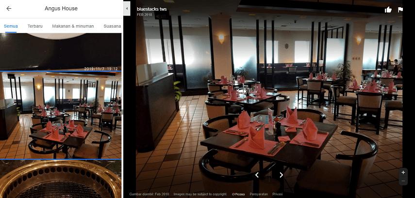 Angus House - Restoran Romantis Untuk Dinner Di Surabaya, Cocok Untuk Honeymoon!