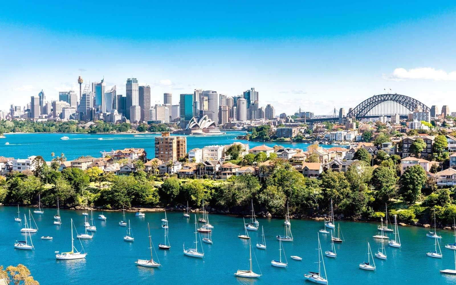 Australia - Mencicipi Serunya Liburan ke Negara Favorit Para Artis