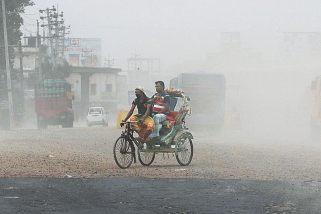Bangladesh - Negara dengan Lingkungan Hidup Terburuk di Dunia