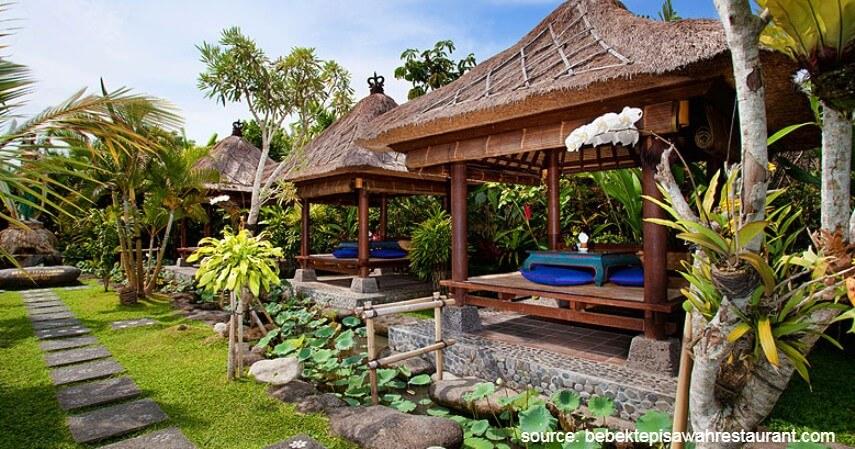 Bebek Tepi Sawah (Ubud) - Yuk Intip 10 Restoran Romantis Untuk Dinner Di Bali