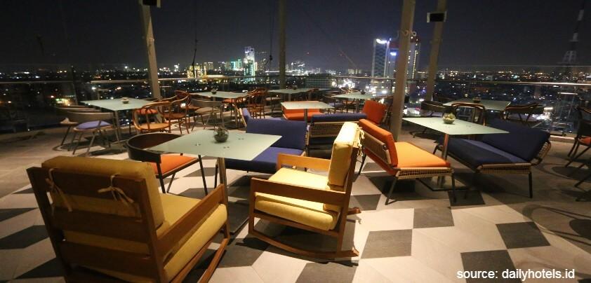 Citilites Skyclub & Bistro - Restoran Romantis Untuk Dinner Di Surabaya, Cocok Untuk Honeymoon!