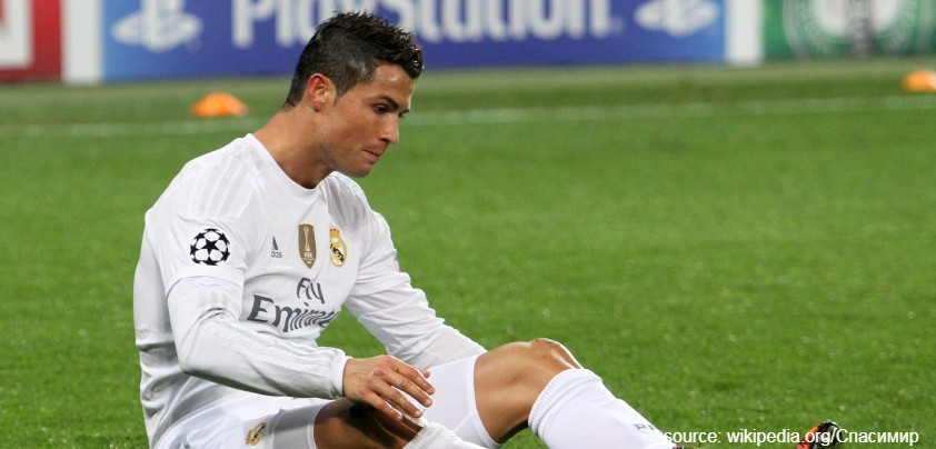 Cristiano Ronaldo - Inilah Nilai Asuransi Pemain Bola Termahal, Yuk Kepoin!