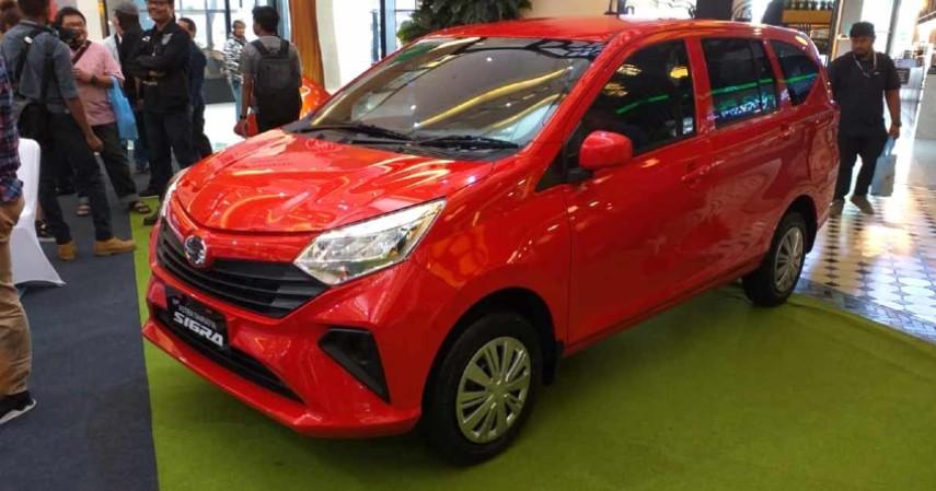 Daihatsu Sigra - Rp 108 Jutaan - Yuk Intip Daftar Mobil di Bawah 200 Juta Paling Laris