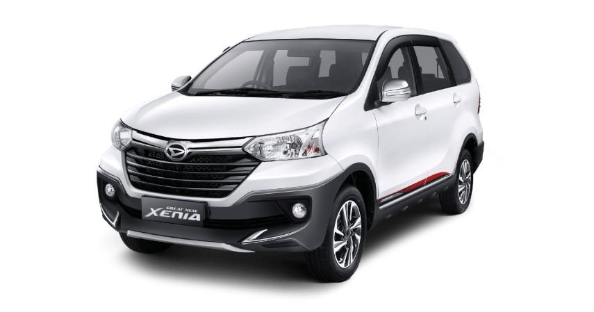 Daihatsu Xenia - Rp 190 Jutaan - Yuk Intip Daftar Mobil di Bawah 200 Juta Paling Laris